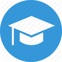 school-learn-study-hat-graduate-256